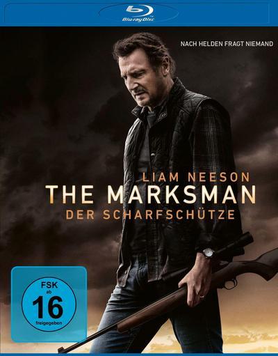 The Marksman - Der Scharfschütze BD