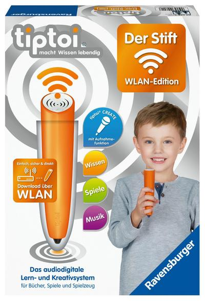 tiptoi® Der Stift - WLAN-Edition