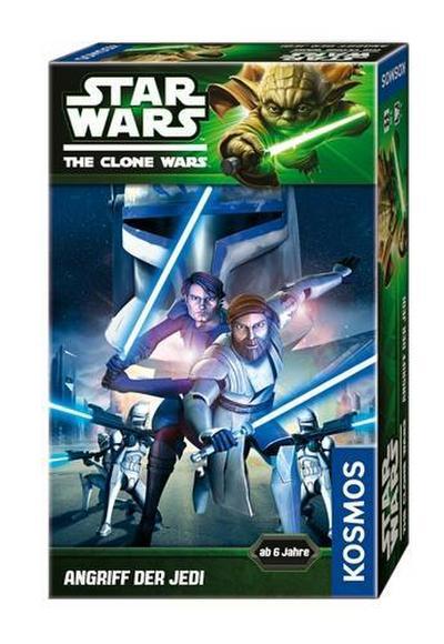 Kosmos 710927 - Star Wars: The Clone Wars - Angriff der Jedi, Mitbringspiel