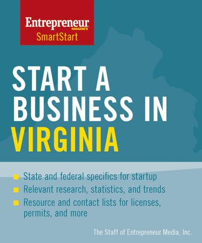 Start a Business in Virginia