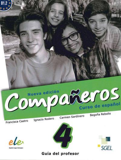 Compañeros Nuevo 4. Lehrerhandbuch