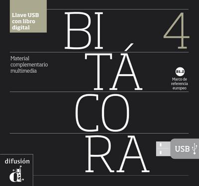 Bitácora. Llave USB (Guía del profesor) (B1.2)