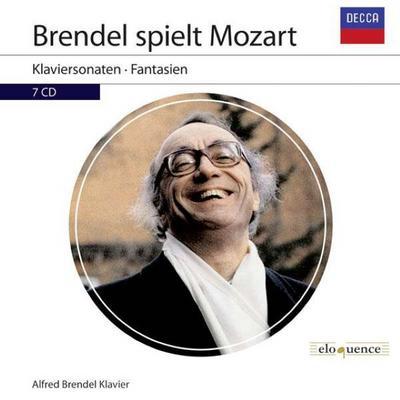 Brendel Spielt Mozart-Klaviersonaten,Fantasien