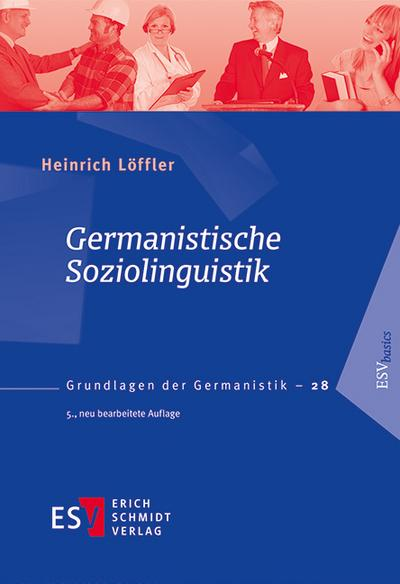 Germanistische Soziolinguistik