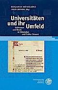 Universitäten und ihr Umfeld