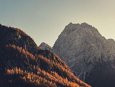Berglandschaft - 500 Teile (Puzzle)