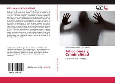 Adicciones y Criminalidad