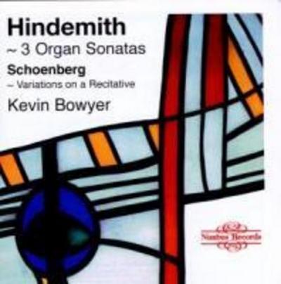 3 Organ Sonatas