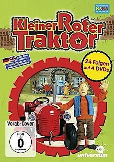 Kleiner Roter Traktor Box 2 (DVD 5-8)