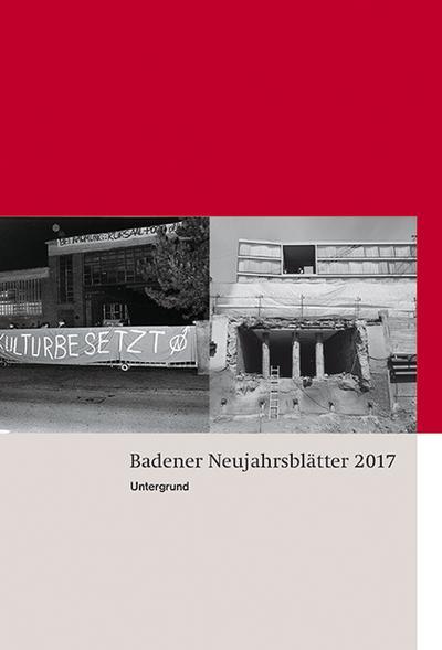 Badener Neujahrsblätter 2017