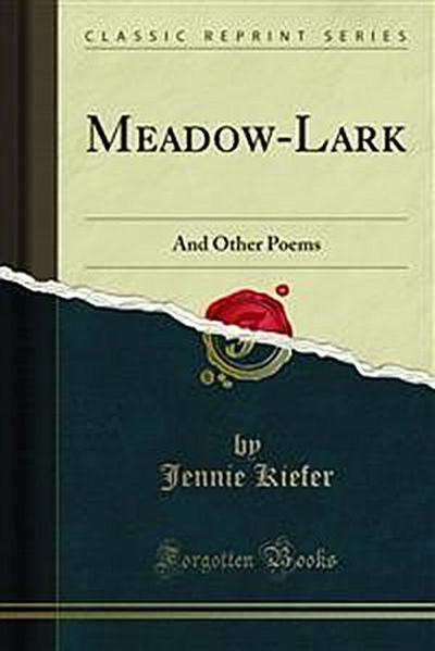 Meadow-Lark
