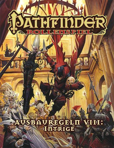 Pathfinder Chronicles, Ausbauregeln. .8