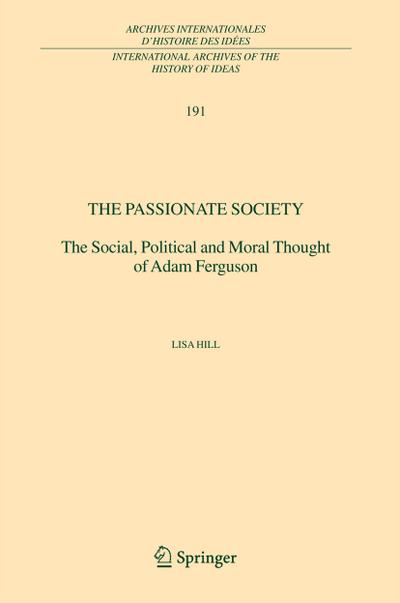 The Passionate Society