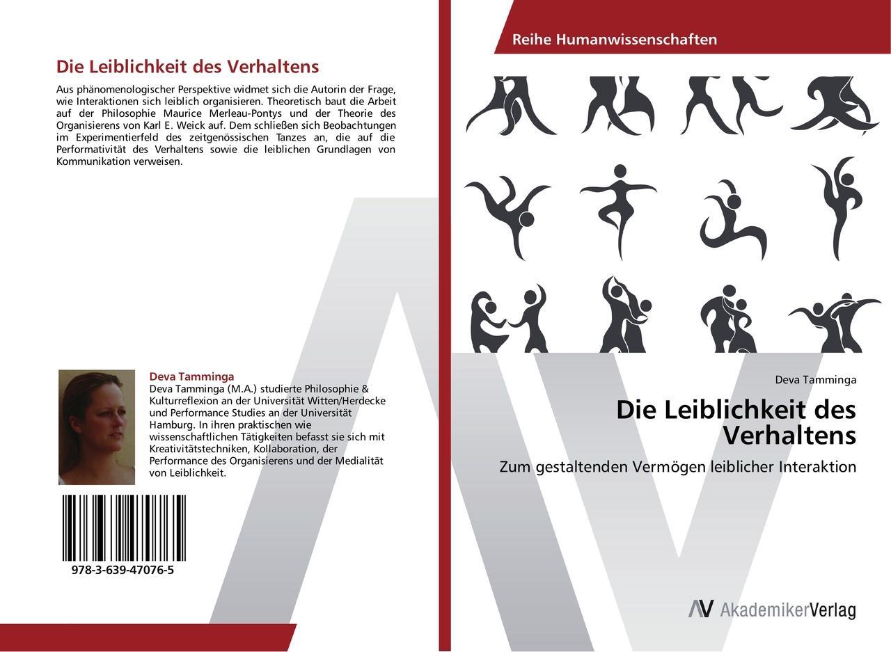 Die Leiblichkeit des Verhaltens: Zum gestaltenden Vermögen leiblicher Inter ...