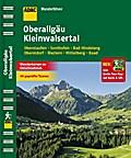 ADAC Wanderführer Oberallgäu Kleinwalsertal inklusive Gratis Tour App
