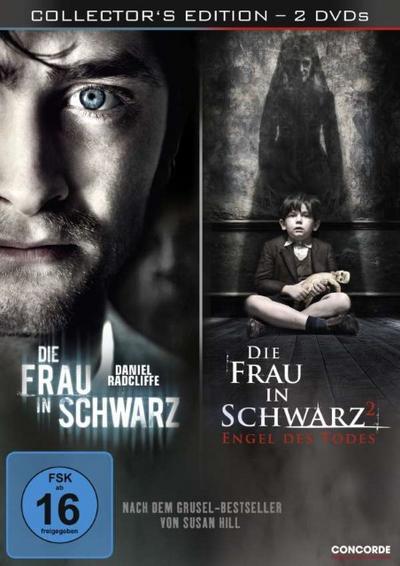 Die Frau in Schwarz + Die Frau in Schwarz 2: Engel des Todes Collector's Edition
