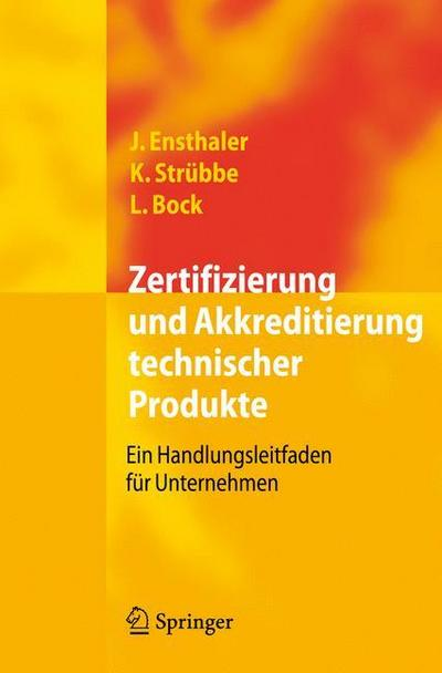Zertifizierung und Akkreditierung technischer Produkte