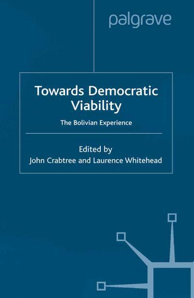 Towards Democratic Viability