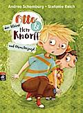 Otto und der kleine Herr Knorff - Auf Monsterjagd; Die Otto und der kleine Herr Knorff-Reihe; Ill. v. Reich, Stefanie; Deutsch; Mit fbg. Illustrationen, 32 Illustr.