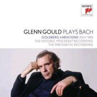 Bach: Goldberg Variationen 1955 & 1981 (Gg Coll 1)