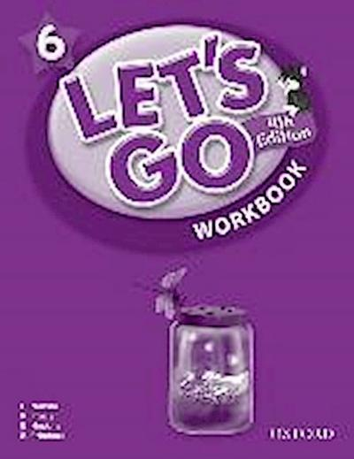 Let's Go 6. Workbook