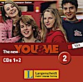 The New YOU & ME. Sprachlehrwerk für HS und AHS (Unterstufe) in Österreich / The New YOU & ME 2 - Set mit Audio-CD 1+2