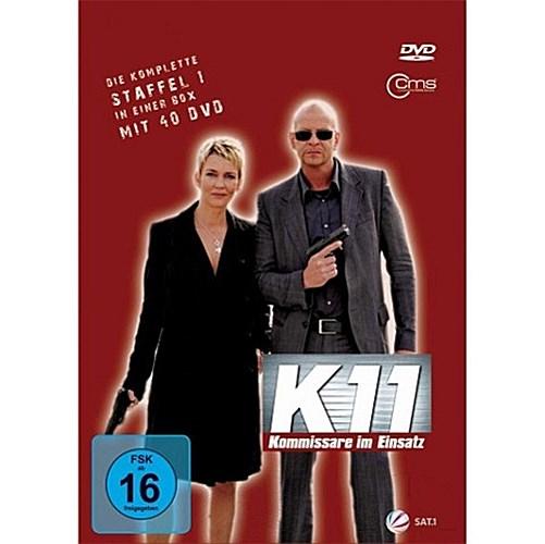 K11 -  Kommissare im Einsatz - Die komplette Staffel 1 Nicole Drawer