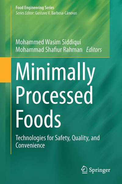 Minimally Processed Foods
