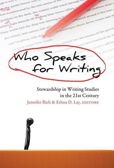 Who Speaks for Writing