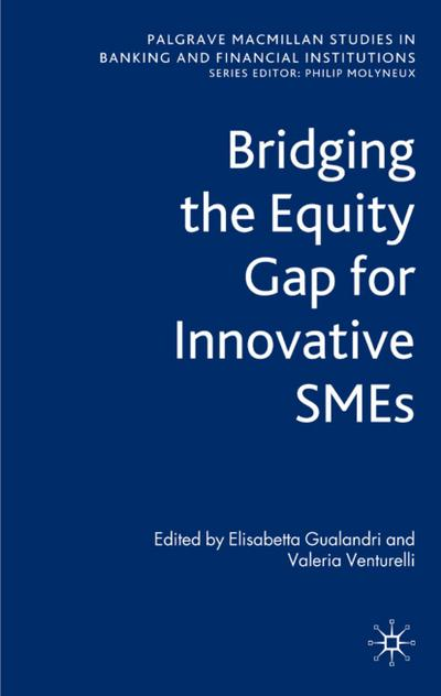 Bridging the Equity Gap for Innovative S