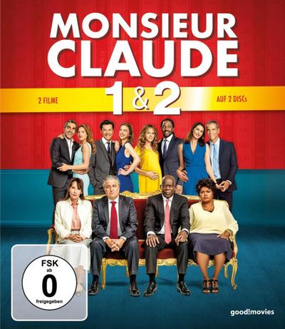 Monsieur Claude 1 & 2