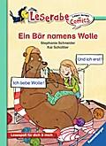 Ein Bär namens Wolle; HC - Lesen lernen mit Comics; Ill. v. Schüttler, Kai; Deutsch; durchg. farb. Ill.