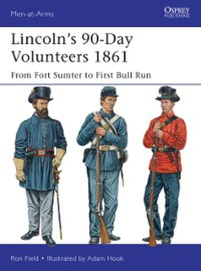 Lincoln s 90-Day Volunteers 1861