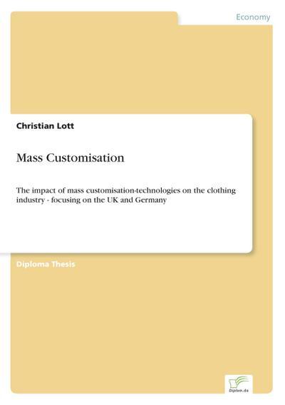 Mass Customisation