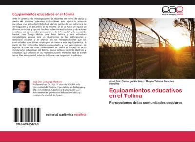 Equipamientos educativos en el Tolima