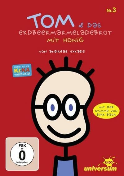Tom und das Erdbeermarmeladebrot mit Honig - DVD 3