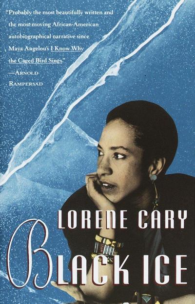 Black Ice - New York - Vintage Books - Taschenbuch, Englisch, Cary Lorene, ,