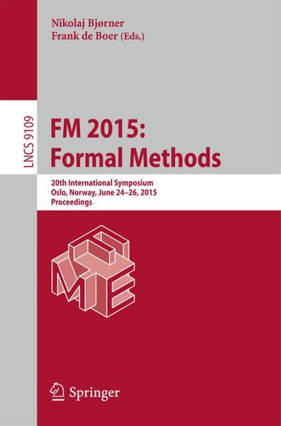FM 2015: Formal Methods