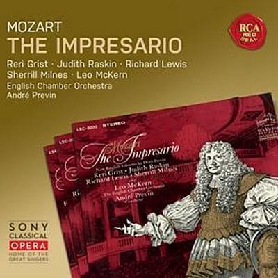 The Impresario,K. 486