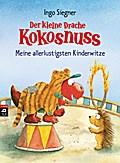 Der kleine Drache Kokosnuss - Meine allerlustigsten Kinderwitze; Schul- und Kindergartenspaß; Deutsch; Mit fbg. Illustrationen