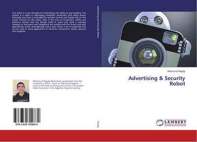 Advertising & Security Robot