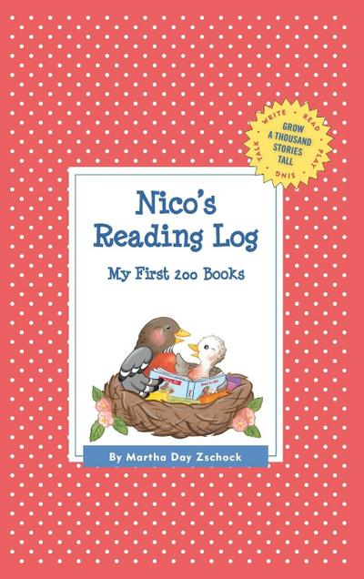 Nico's Reading Log: My First 200 Books (Gatst)
