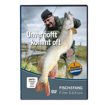 Matze Koch - Unverhofft kommt oft (DVD)