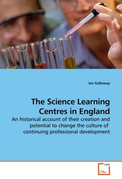 The Science Learning Centres in England