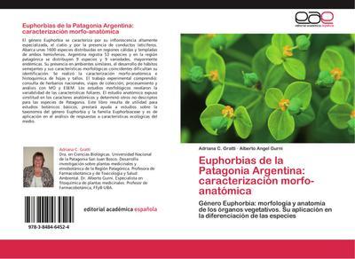 Euphorbias de la Patagonia Argentina: caracterización morfo-anatómica
