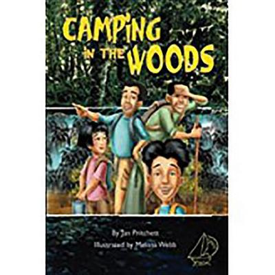 Rigby Mainsails: Leveled Reader Bookroom Package Red Camping in the Woods