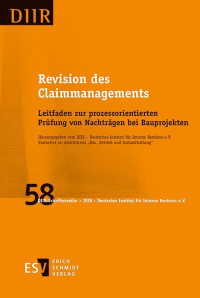 Revision des Claimmanagements