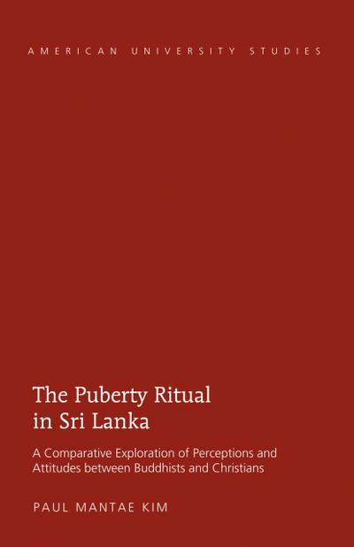The Puberty Ritual in Sri Lanka