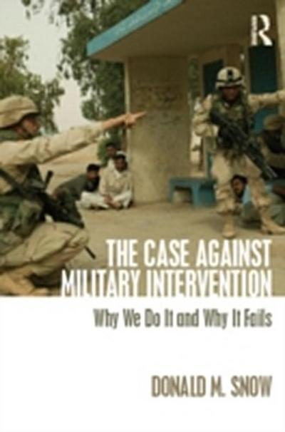 Case Against Military Intervention