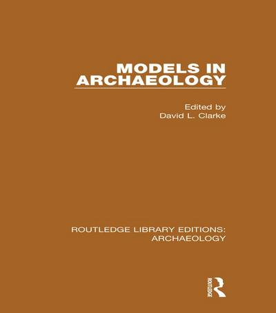 Models in Archaeology